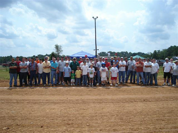 OCP at Farmers Day in Silk Hope, NC on September 3, 2006